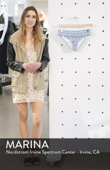 Costa Smocked Bikini Bottoms, sales video thumbnail