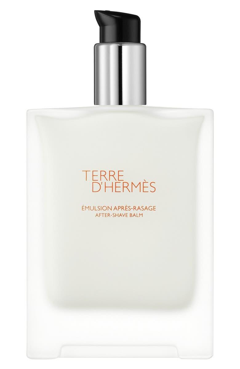 HERMÈS Terre d'Hermès - After-shave balm, Main, color, NO COLOR