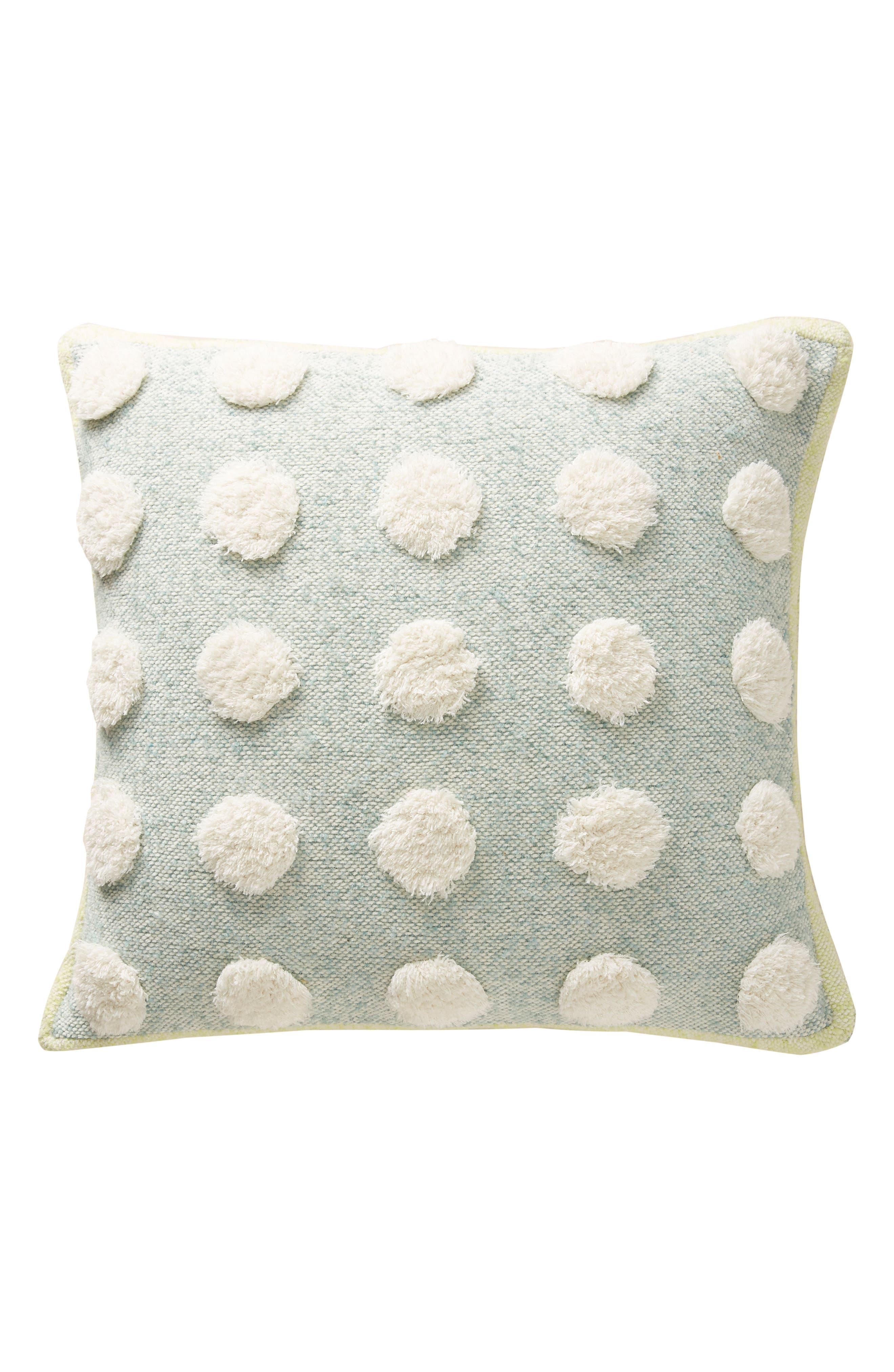 ,                             Suvarna Accent Pillow,                             Alternate thumbnail 5, color,                             BLUE