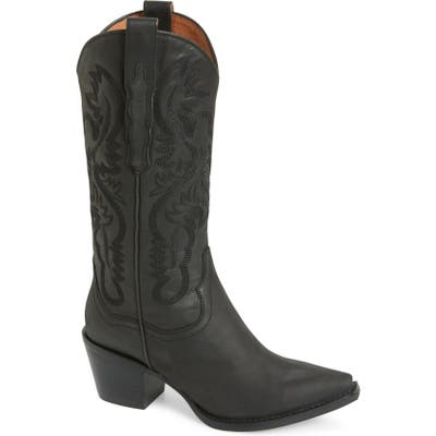 Jeffrey Campbell Dagget Western Boot, Black