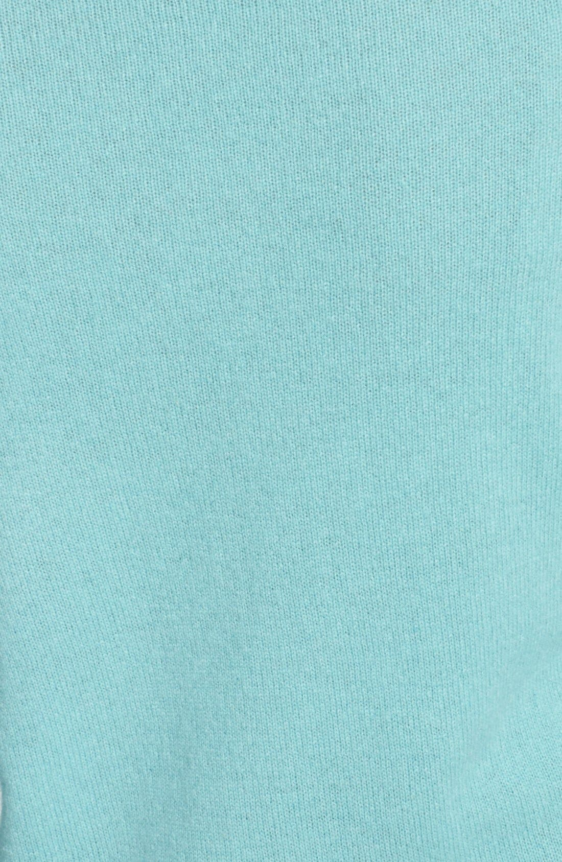 ,                             Cashmere V-Neck Sweater,                             Alternate thumbnail 41, color,                             421