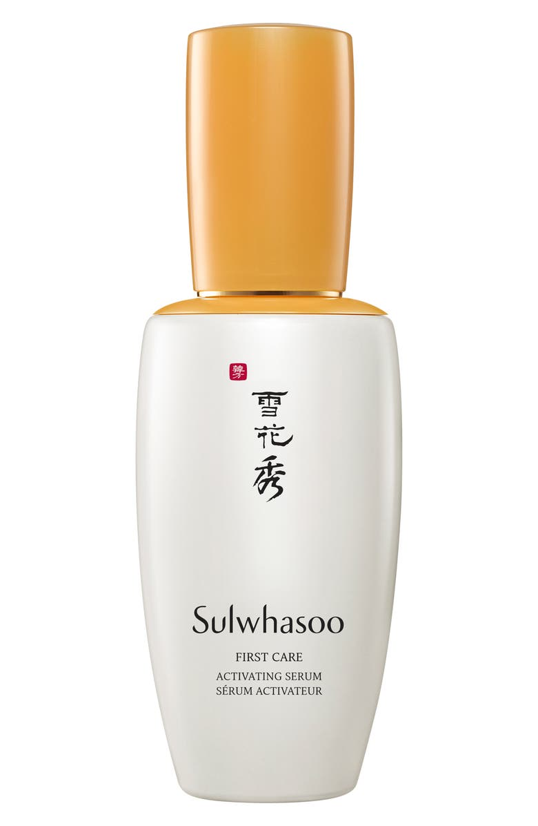 SULWHASOO First Care Activating Serum, Main, color, NO COLOR