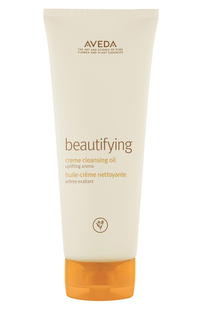 AVEDA Beautifying Crème Cleansing Oil, Main, color, NO COLOR