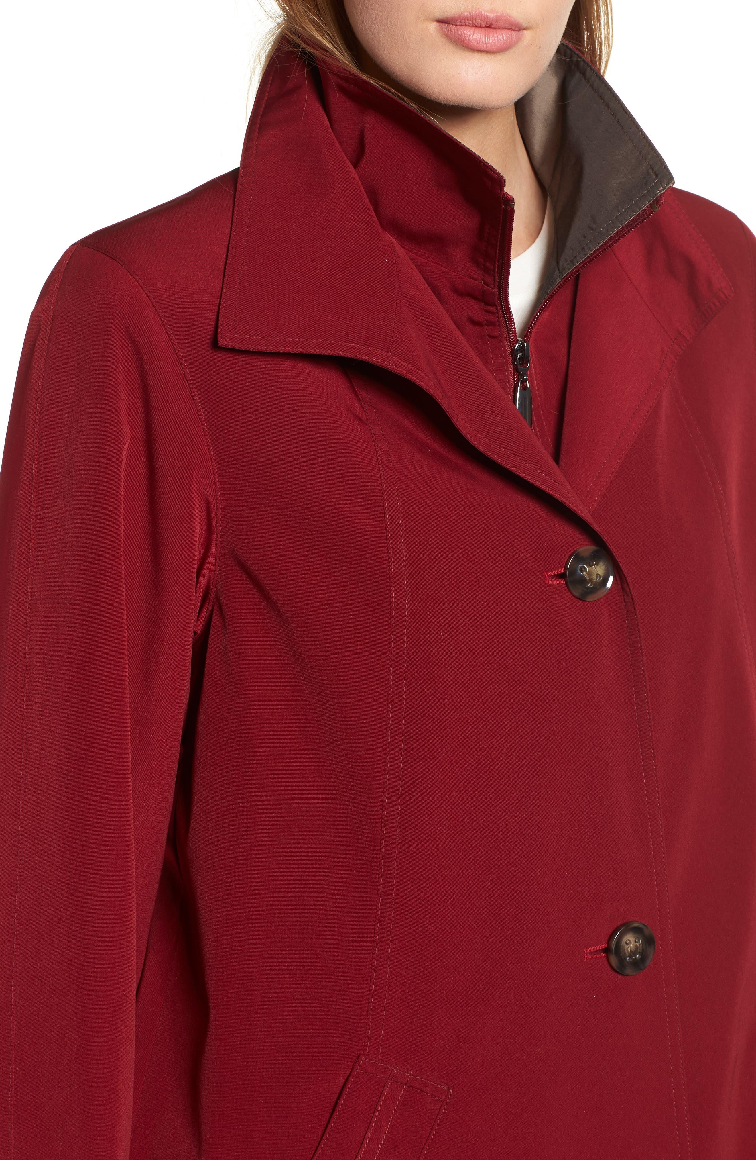 ,                             Detachable Hood & Liner Raincoat,                             Alternate thumbnail 17, color,                             930