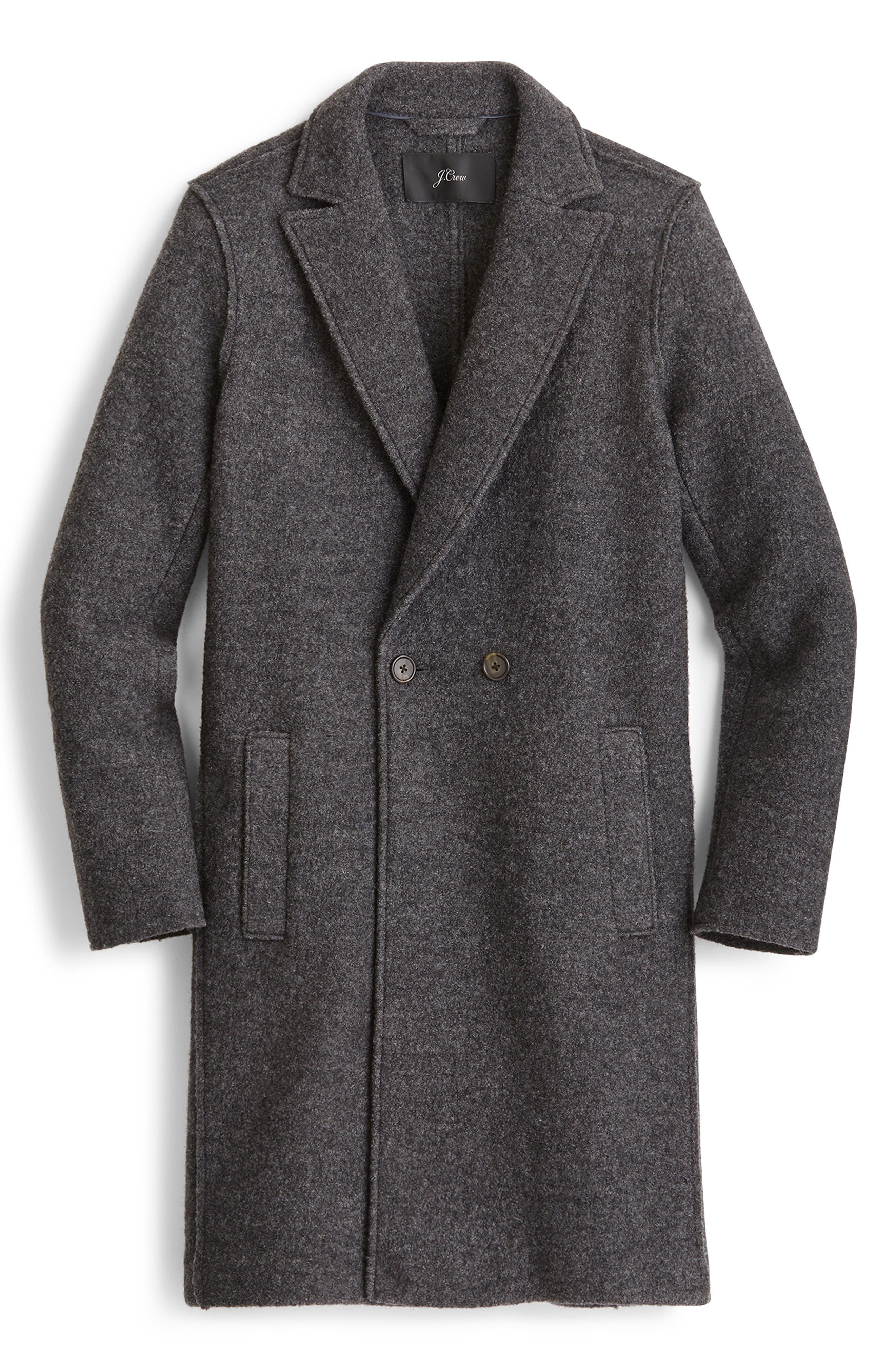 ,                             Daphne Boiled Wool Topcoat,                             Alternate thumbnail 24, color,                             091