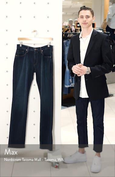 Transcend -  Normandie Straight Leg Jeans, sales video thumbnail