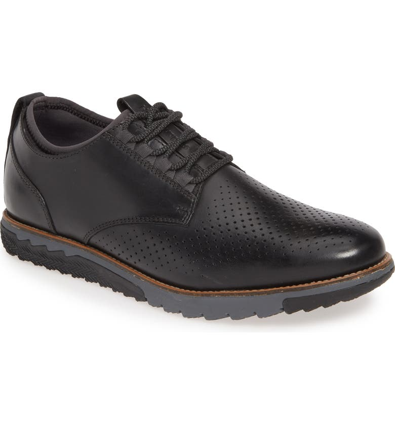 HUSH PUPPIES<SUP>®</SUP> Expert Perforated Oxford, Main, color, 001