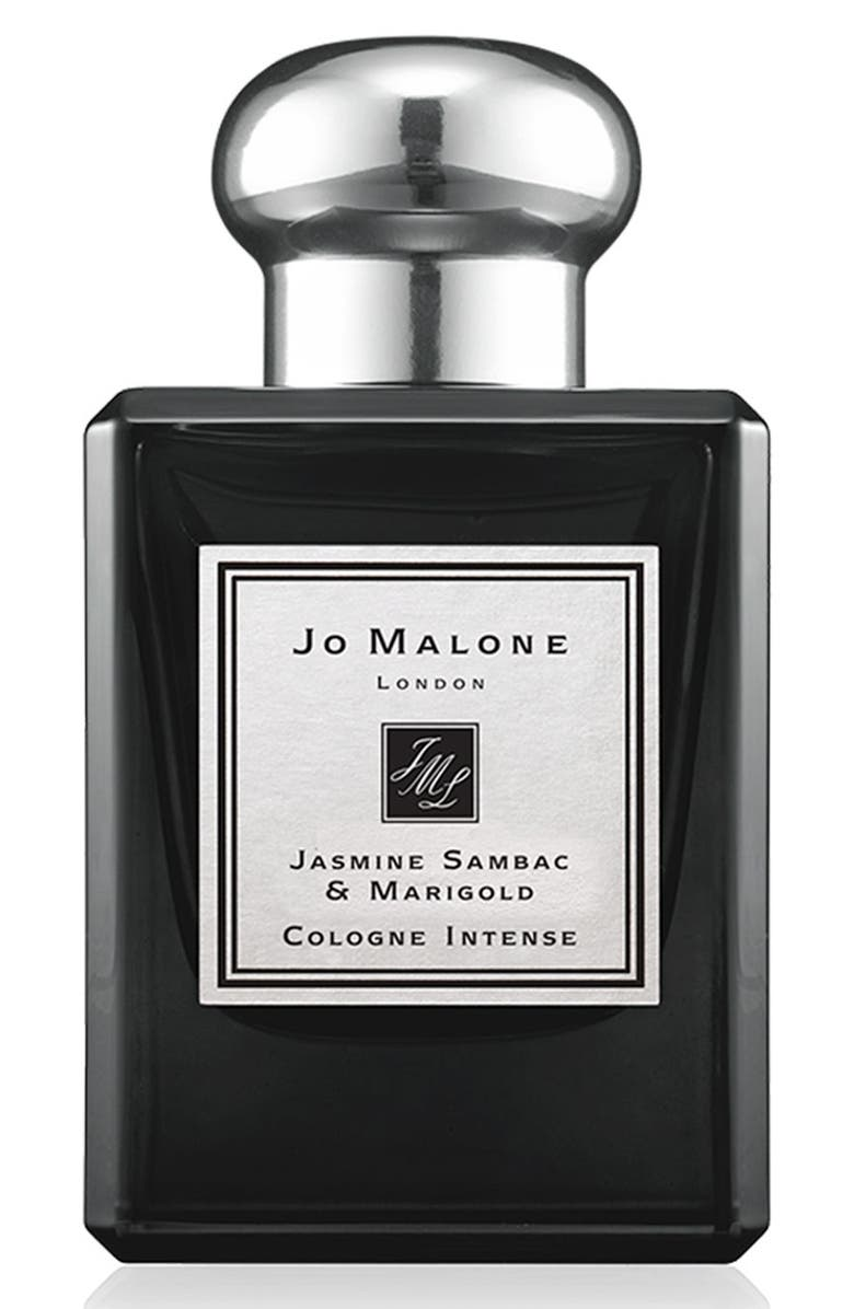 JO MALONE LONDON<SUP>™</SUP> Jasmine Sambac & Marigold Cologne Intense, Main, color, NO COLOR