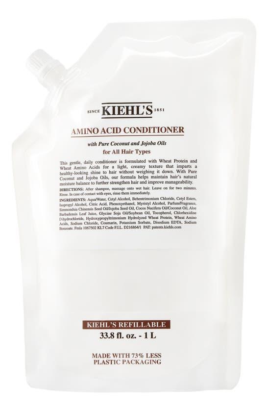 Kiehl's Since 1851 Amino Acid Conditioner Refill Pouch 1l