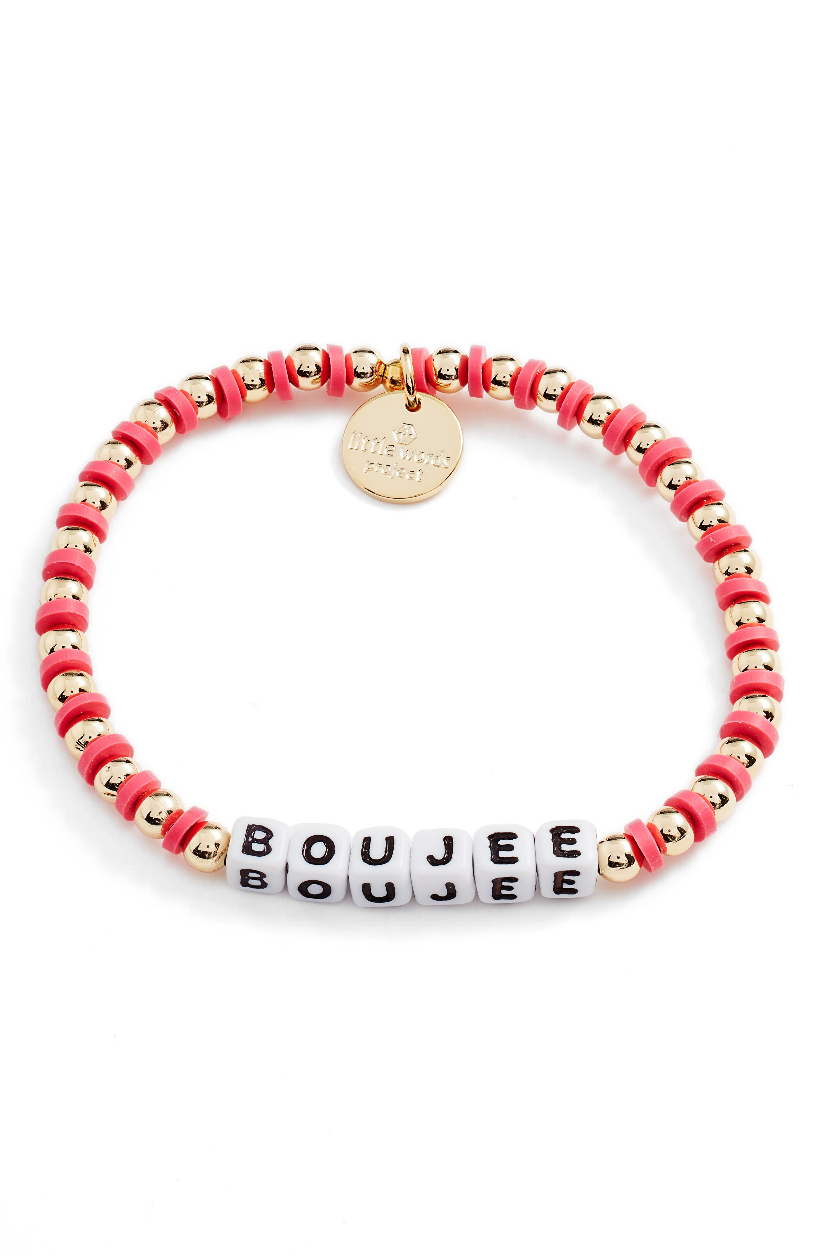Boujee Stretch Bracelet