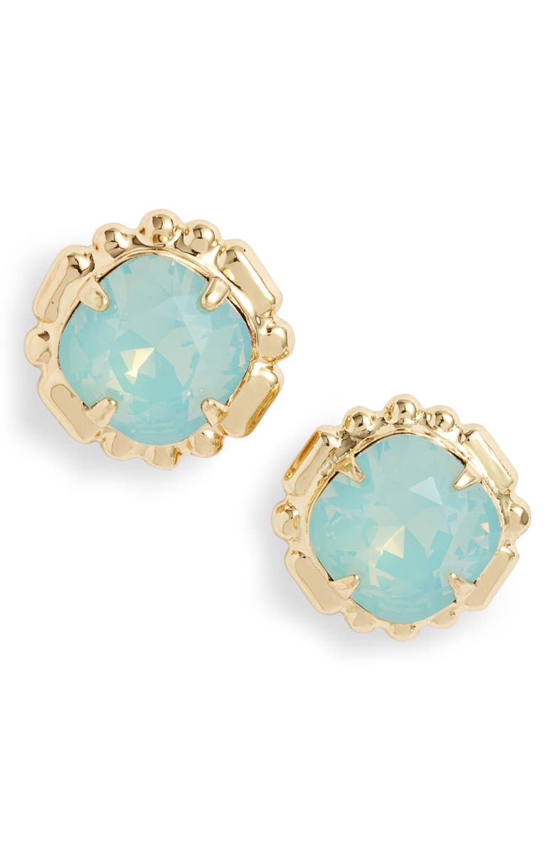 SORRELLI Verita Stud Earrings, Main, color, BRIGHT GOLD TONE BRIGHT