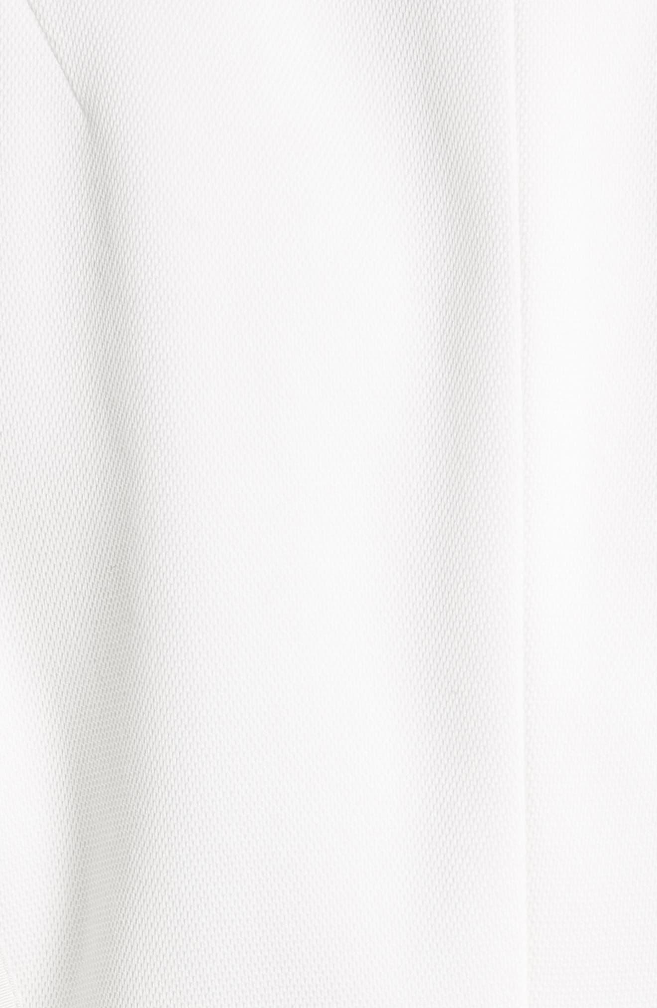 ,                             Lexington Cotton Piqué Blazer,                             Alternate thumbnail 6, color,                             OFF WHITE
