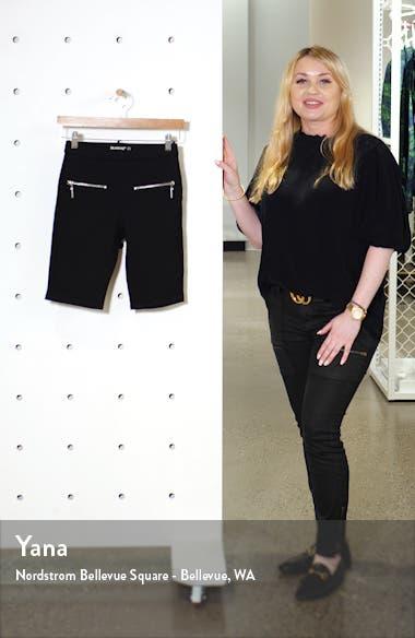 Ponte Biker Shorts, sales video thumbnail