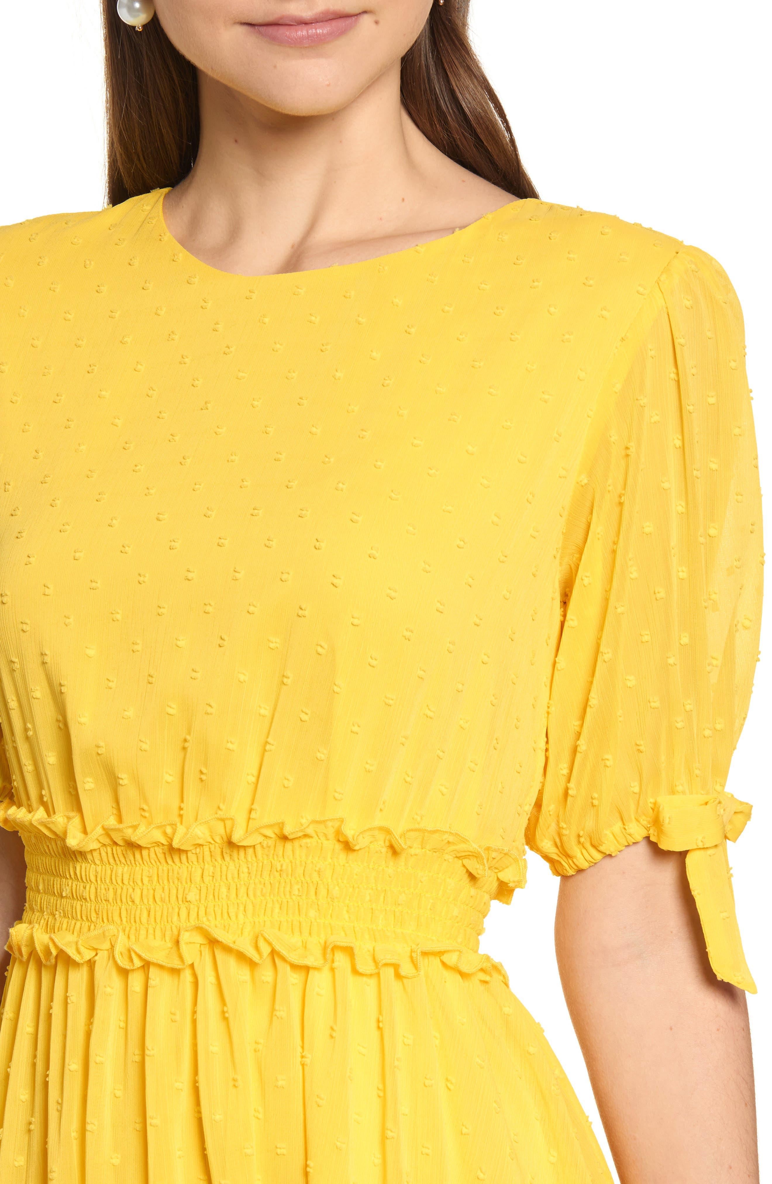 ,                             Smocked Waist Dress,                             Alternate thumbnail 5, color,                             720