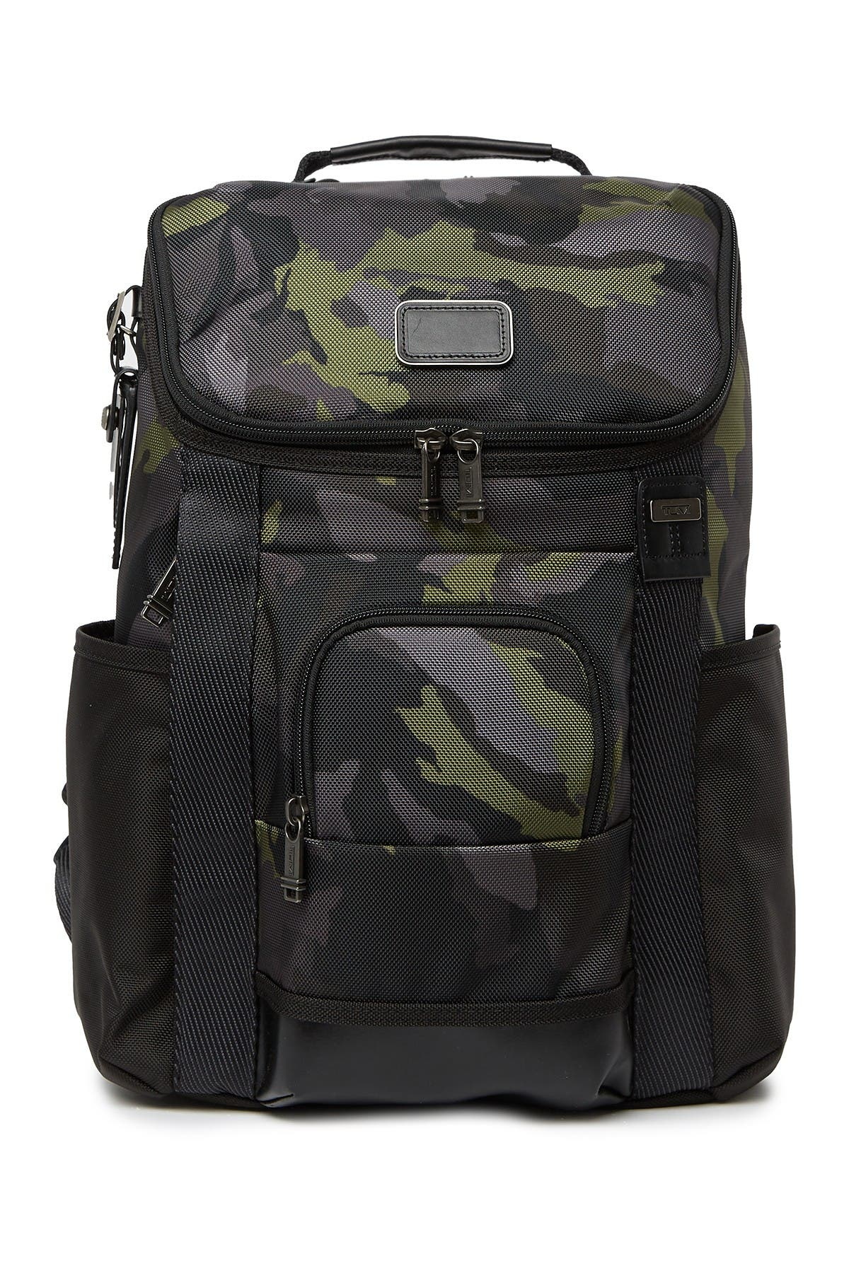 Image of Tumi Thornhill Camo Print Backpack