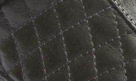 GRAPHITE NAPPA/BLACK SOLE