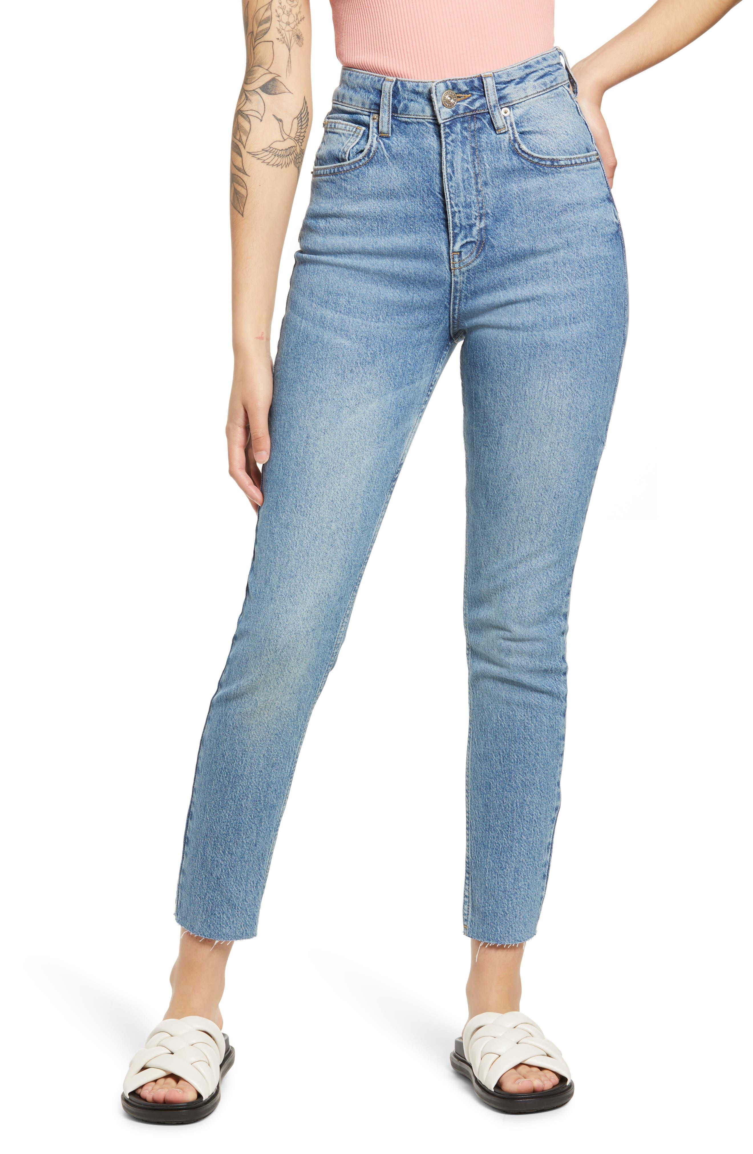 Edie High Waist Jeans