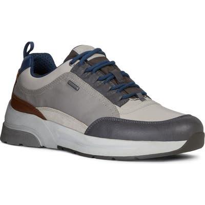 Geox Rockson Abx Waterproof Sneaker - Beige