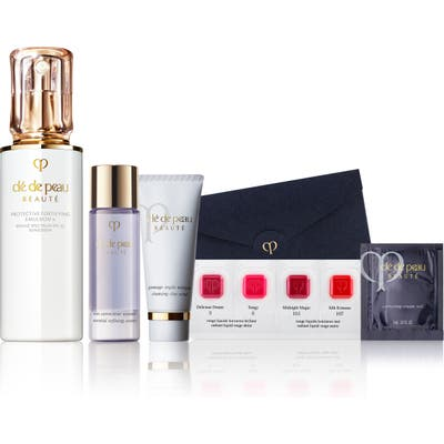 Cle De Peau Beaute Protective Fortifying Emulsion Set (Nordstrom Exclusive) ($200 Value)