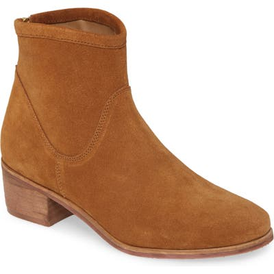 Coconuts By Matisse Slow Down Bootie- Brown