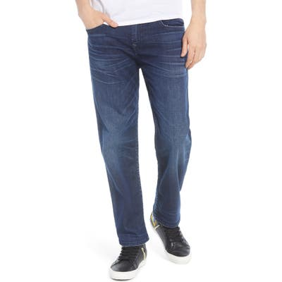 True Religion Devin Relaxed Fit Jeans, Blue