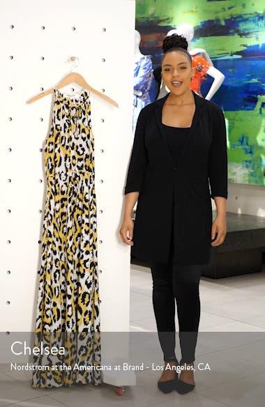 Sierra Silk Maxi Dress, sales video thumbnail