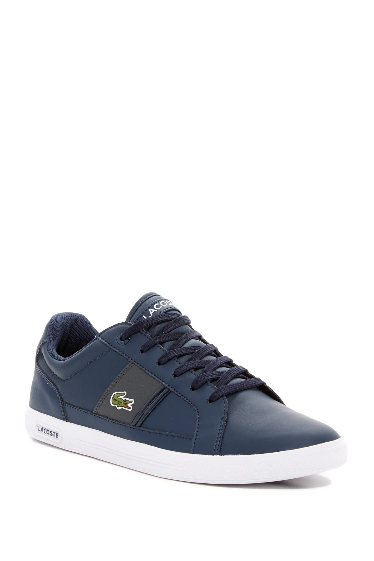 Image of Lacoste Europa Leather Sneaker
