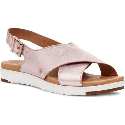 UGG Kamile Slingback Sandal- Pink