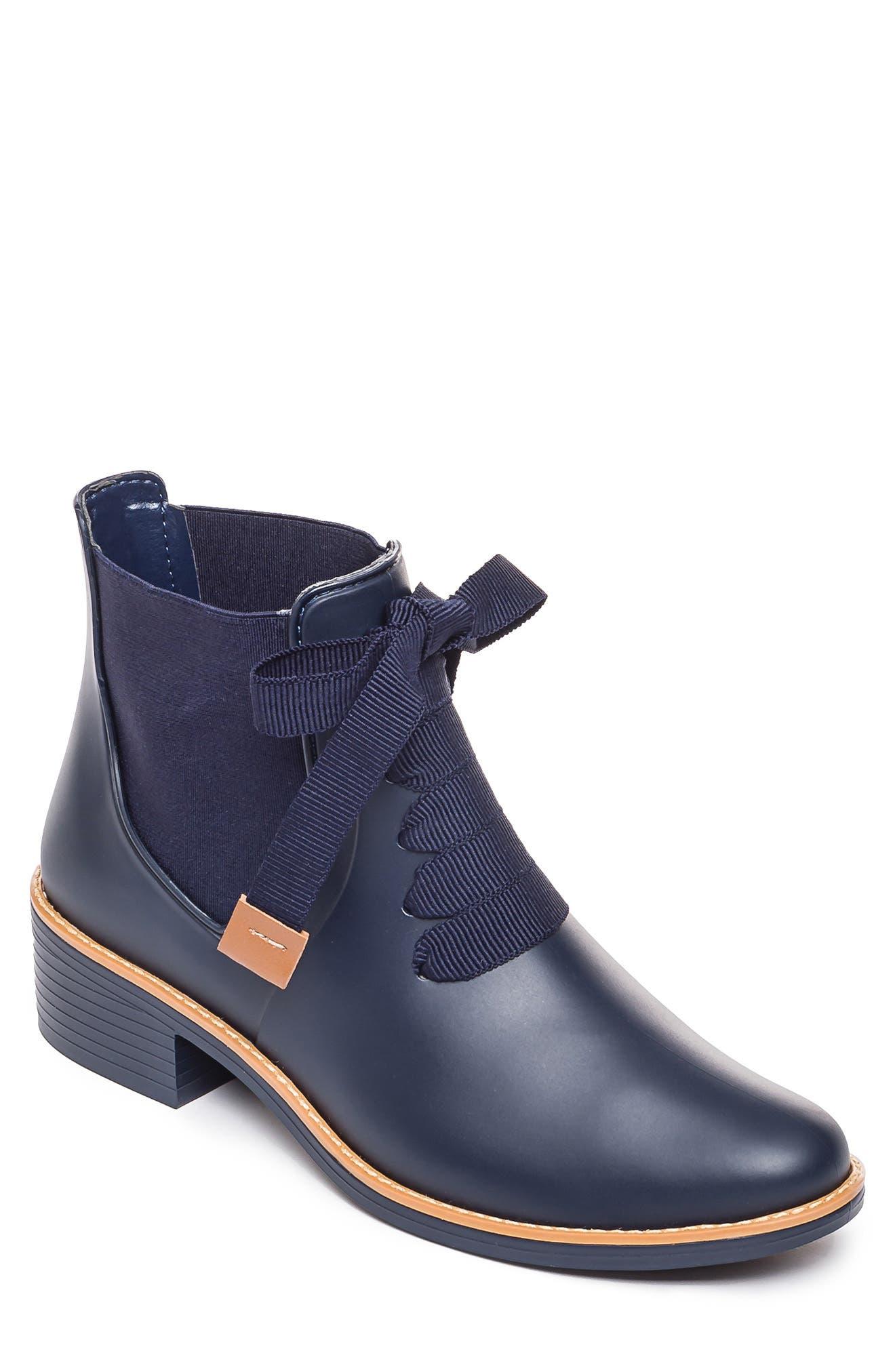 Lacey Short Waterproof Rain Boot