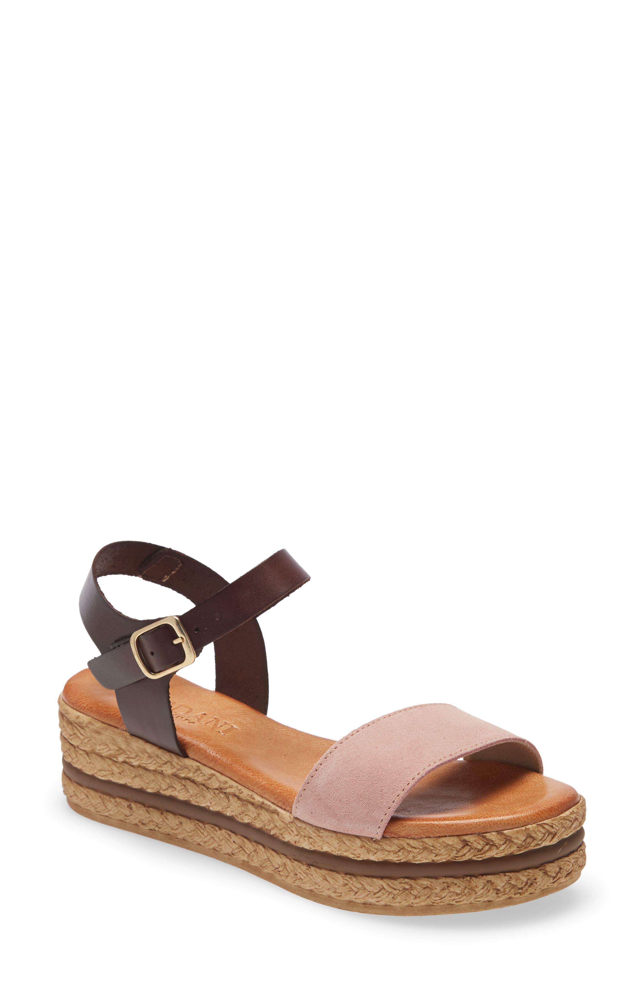 Bonita Platform Sandal