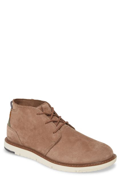 Image of TOMS Navi Leather Chukka Boot