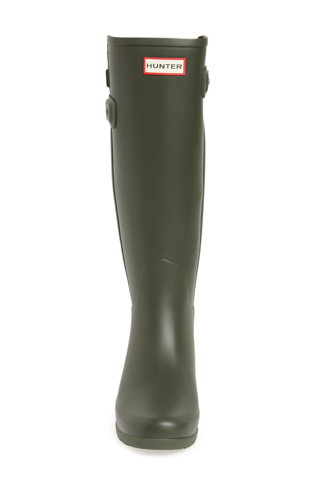 ,                             'Original Refined' Rain Boot,                             Alternate thumbnail 24, color,                             309