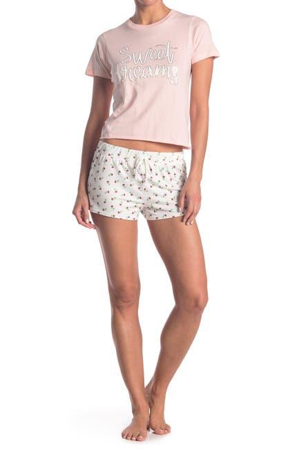 Image of COZY ROZY Daydream 2-Piece Pajama Set