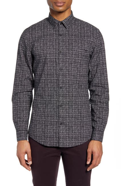 Image of CALIBRATE Slim Fit Button-Up Shirt