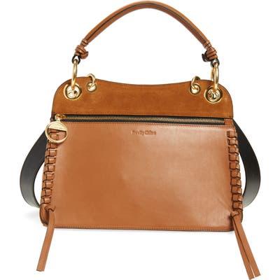 See By Chloe Tilda Leather Shoulder Bag -