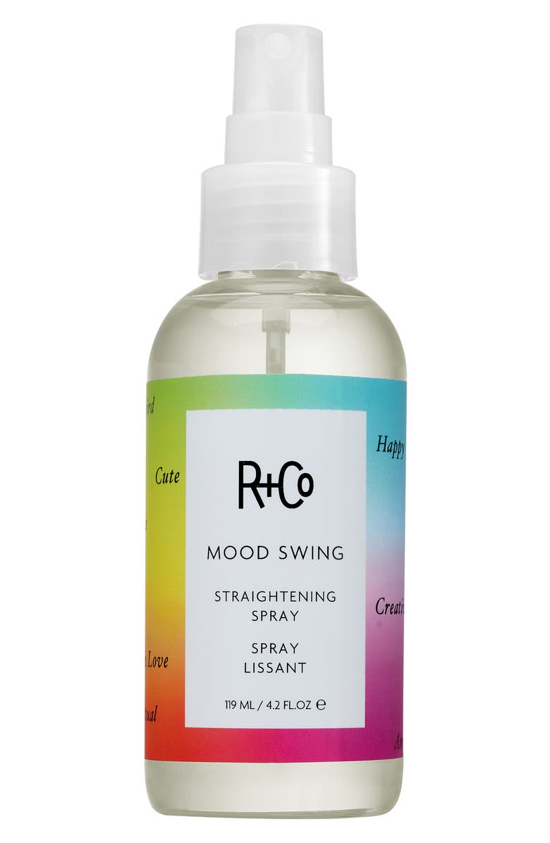 R+CO SPACE.NK.apothecary R+Co Mood Swing Straightening Spray, Main, color, NO COLOR