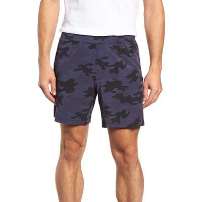 Rhone Mako Training Shorts, Blue