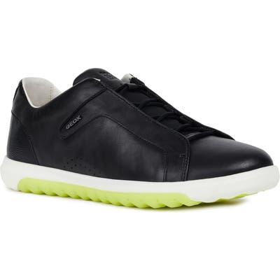 Geox Nexside 2 Sneaker, Black