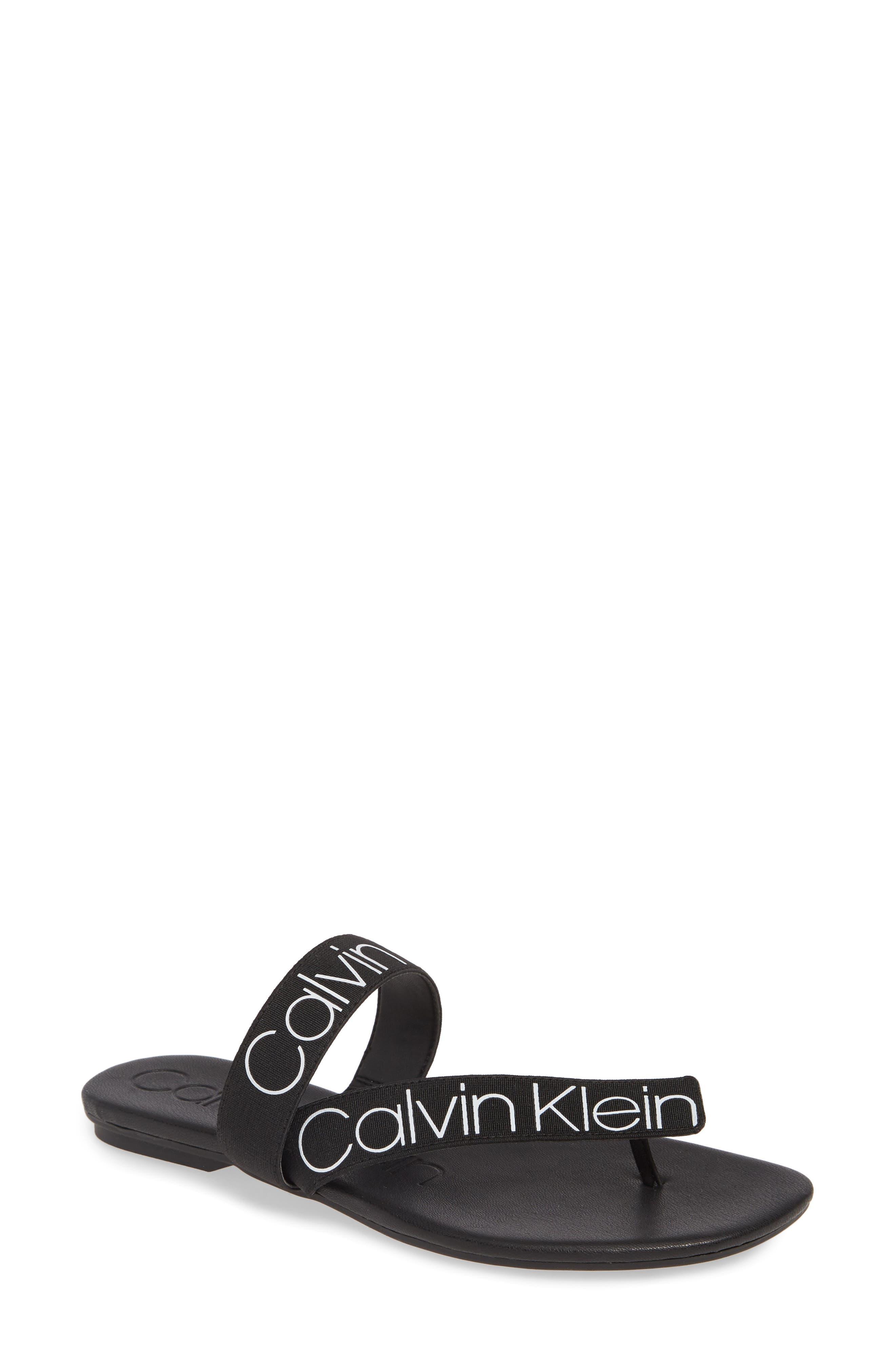 Calvin Klein Saurin 2 Sandal (Women