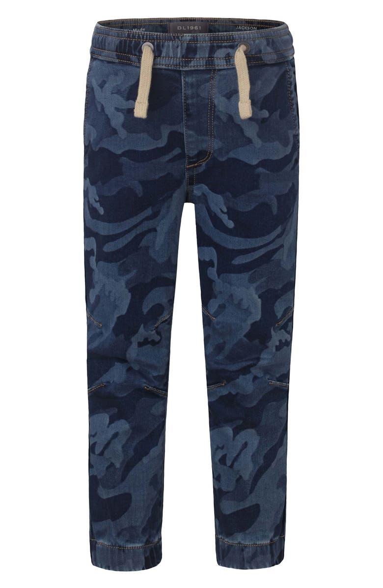 DL1961 Jackson Jogger Pants, Main, color, CRYPTIC BLUE