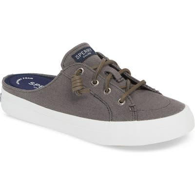 Sperry Crest Vibe Mule- Grey