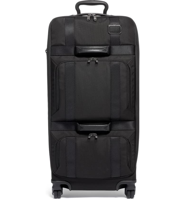 TUMI Merge 31-Inch Wheeled Duffle Bag, Main, color, BLACK