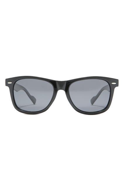 Image of Ben Sherman Ethan 55mm Square Sunglasses
