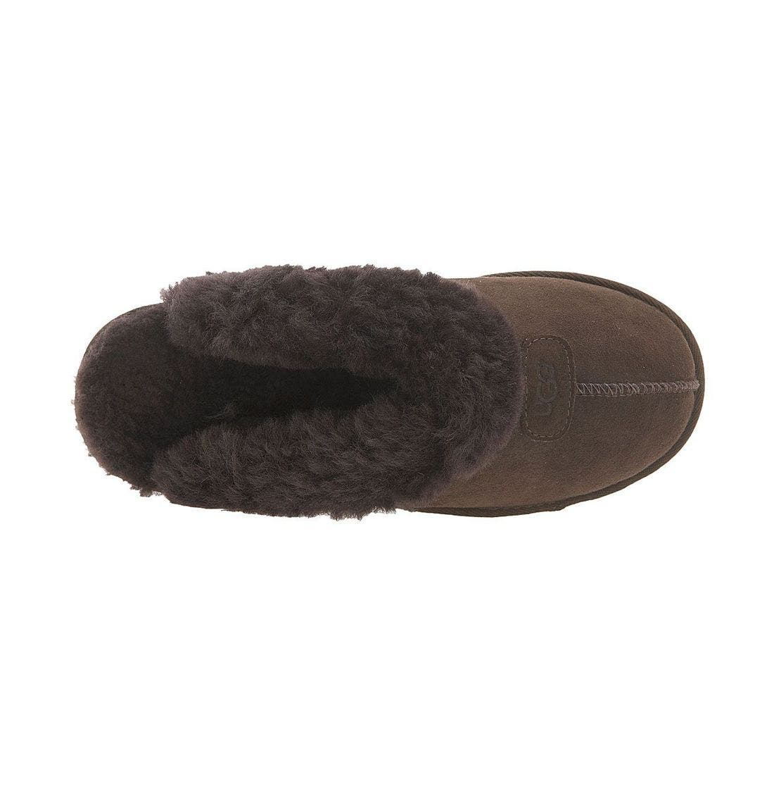 ,                             Genuine Shearling Slipper,                             Alternate thumbnail 170, color,                             CHO