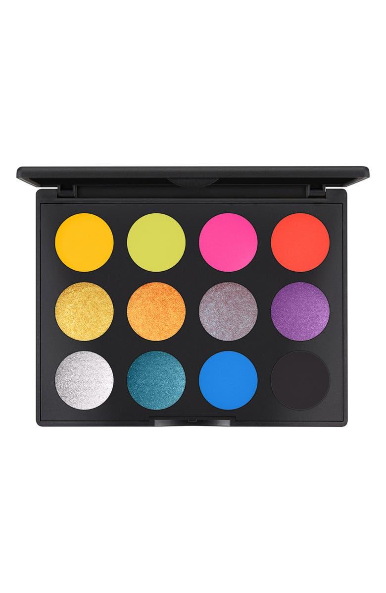 MAC COSMETICS MAC Art Library Eyeshadow Palette, Main, color, ITS DESIGNER