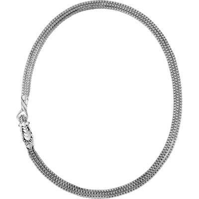John Hardy Legends Naga Multichain Necklace