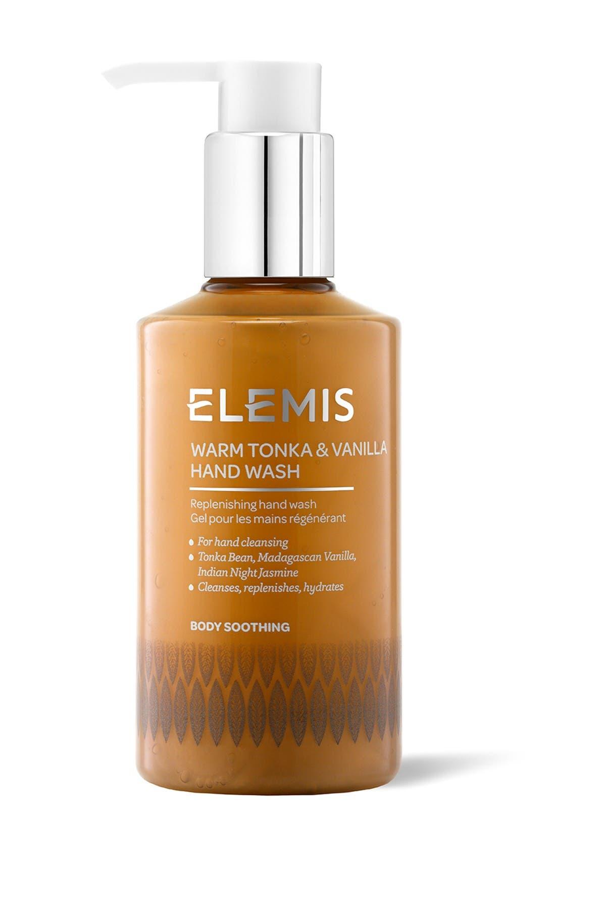 Image of Elemis Warm Tonka & Vanilla Hand Wash