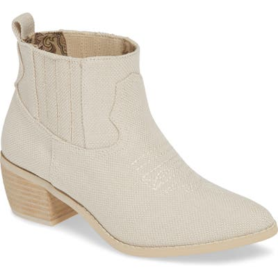 Band Of Gypsies Borderline Bootie, White