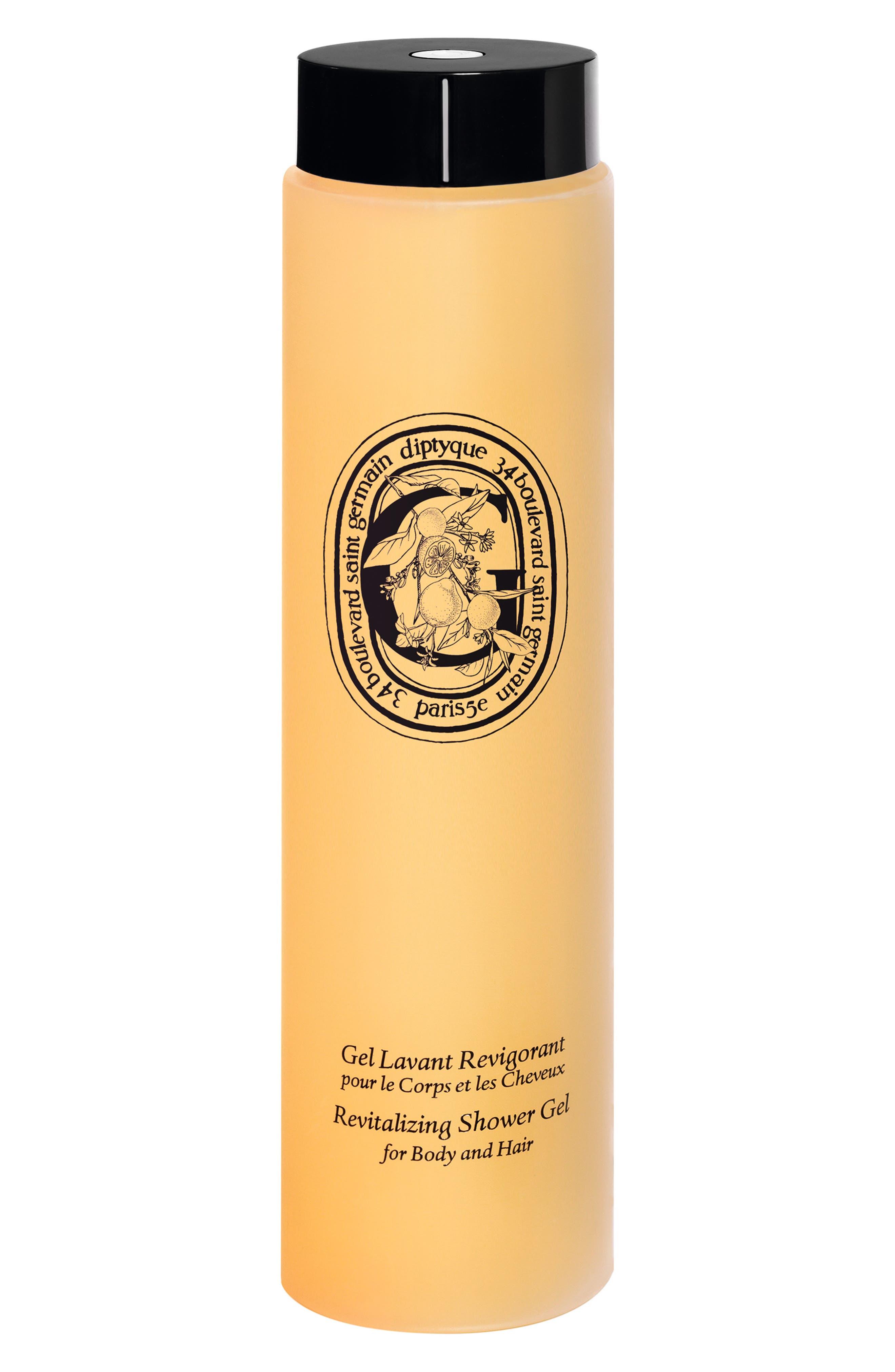 Revitalizing Shower Gel For Body & Hair