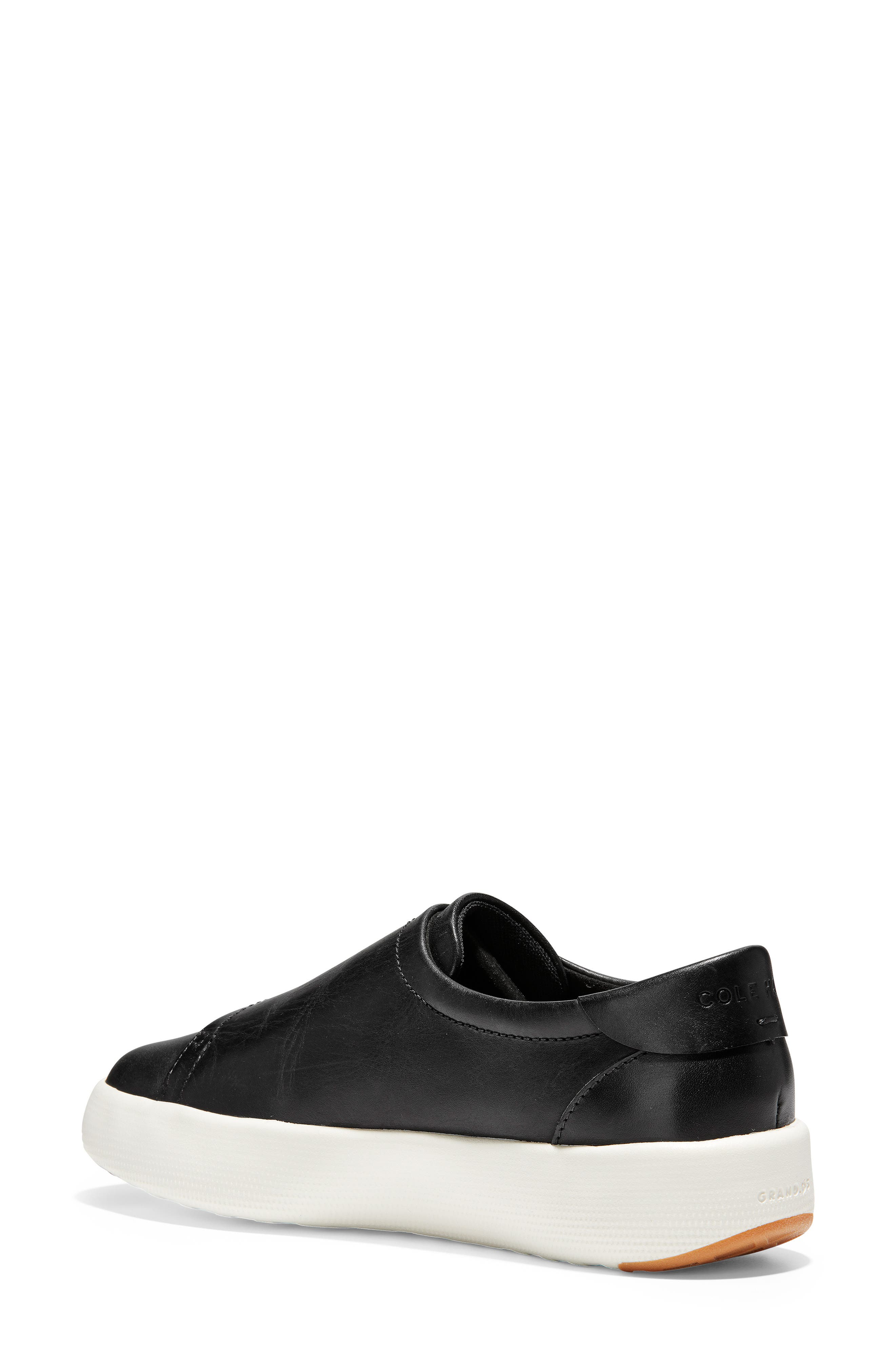 ,                             GrandPro Flatform Sneaker,                             Alternate thumbnail 2, color,                             BLACK LEATHER